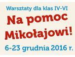 """""""Na pomoc Mikołajowi"""" - nowe warsztaty dla klas IV-VI"""